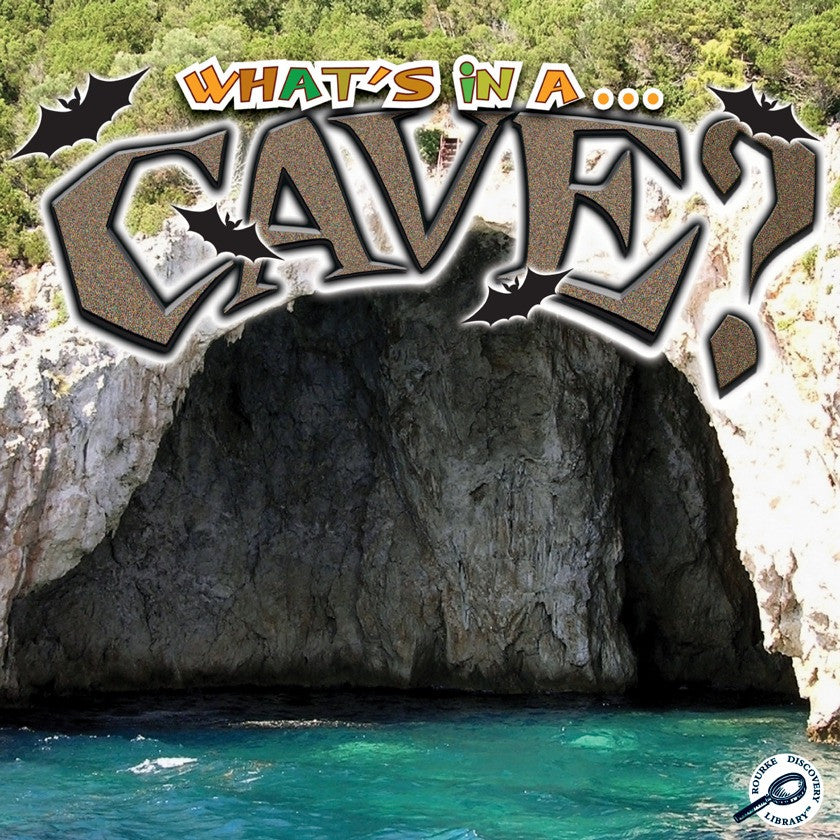 2011 - What's in a... Cave? (eBook)
