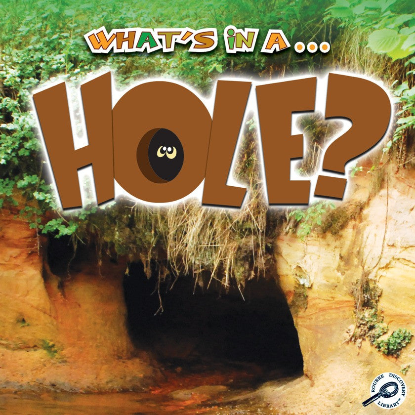 2011 - What's in a... Hole? (eBook)