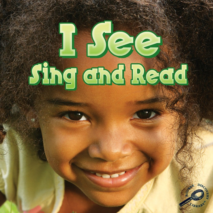 2011 - I See Sing and Read (eBook)