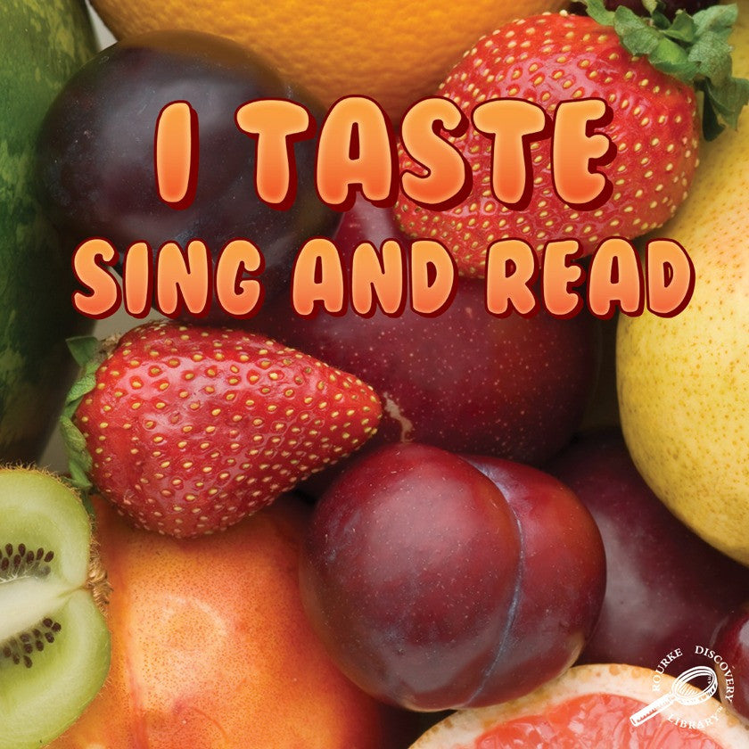 2011 - I Taste Sing and Read (eBook)