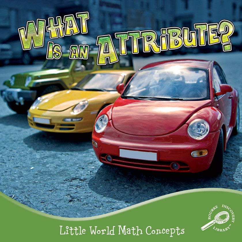 2011 - What Is An Attribute? (eBook)