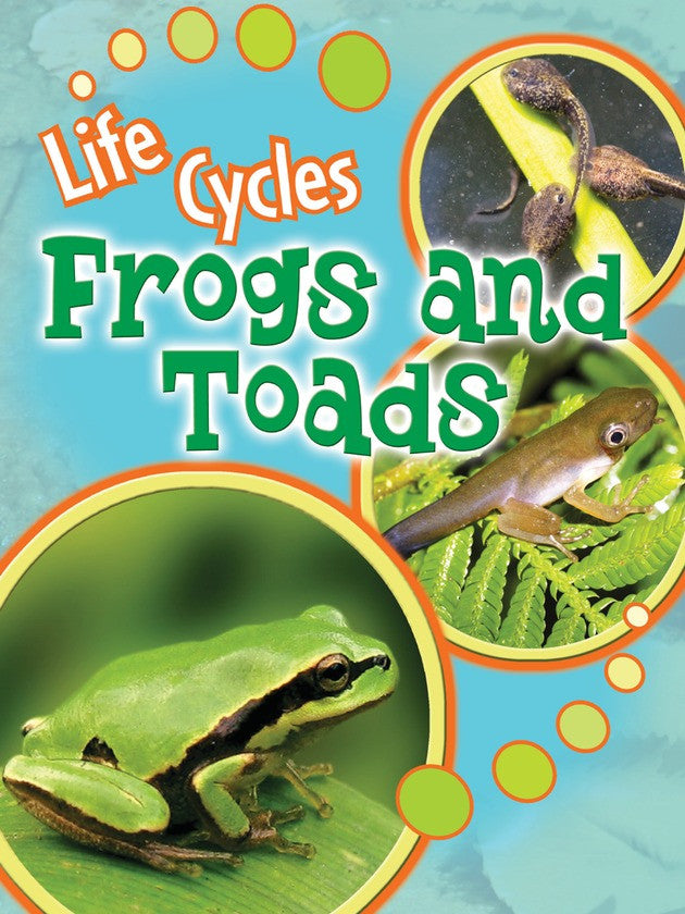 2011 - Frogs and Toads (eBook)