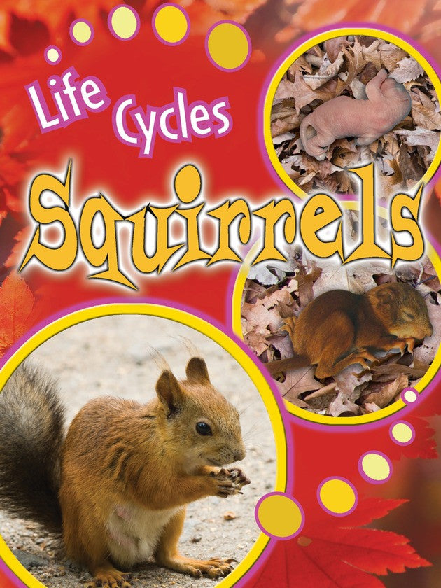 2011 - Squirrels (eBook)