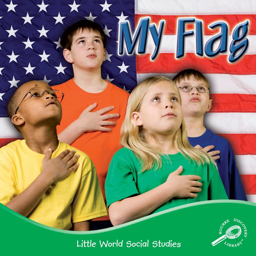 2011 - My Flag (eBook)
