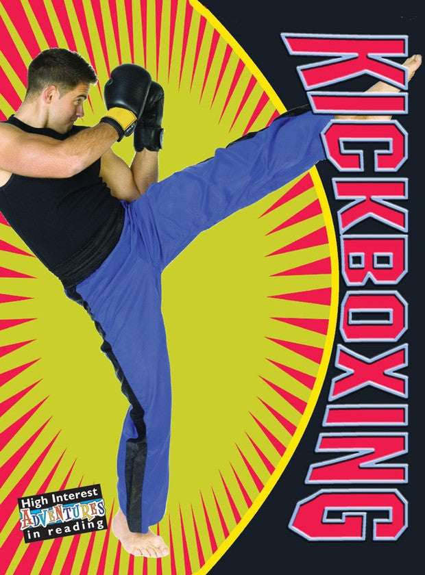 2009 - Kickboxing (eBook)