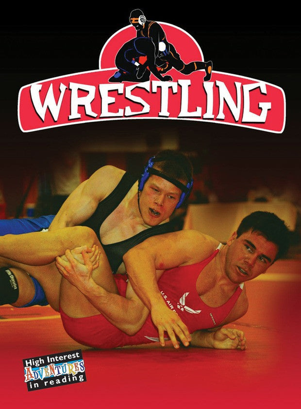 2009 - Wrestling (eBook)