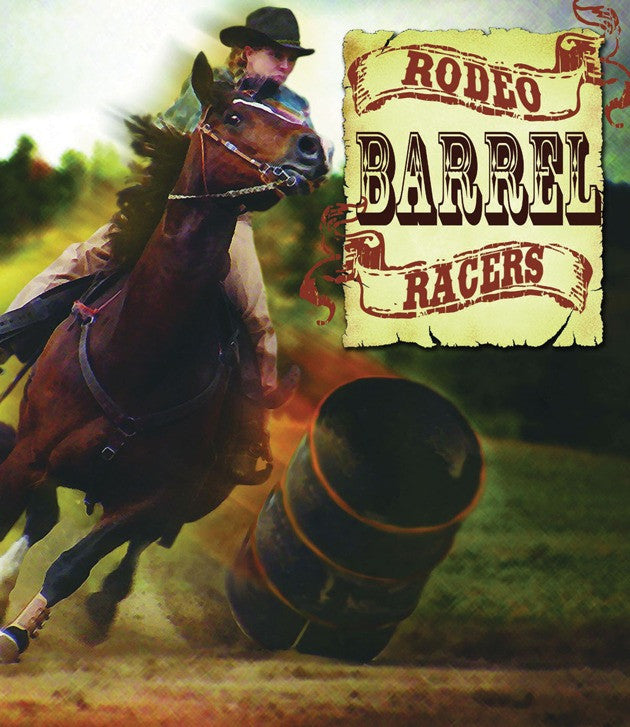 2009 - Rodeo Barrel Racers (eBook)