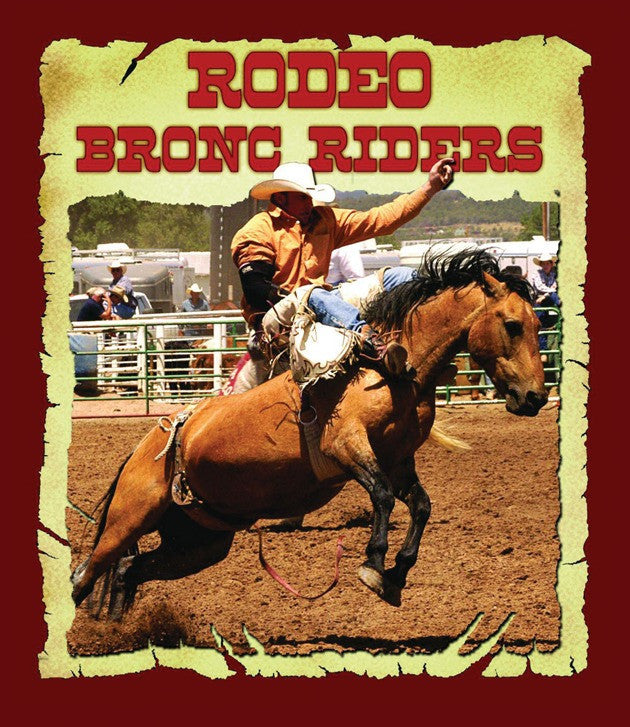 2009 - Rodeo Bronc Riders (eBook)