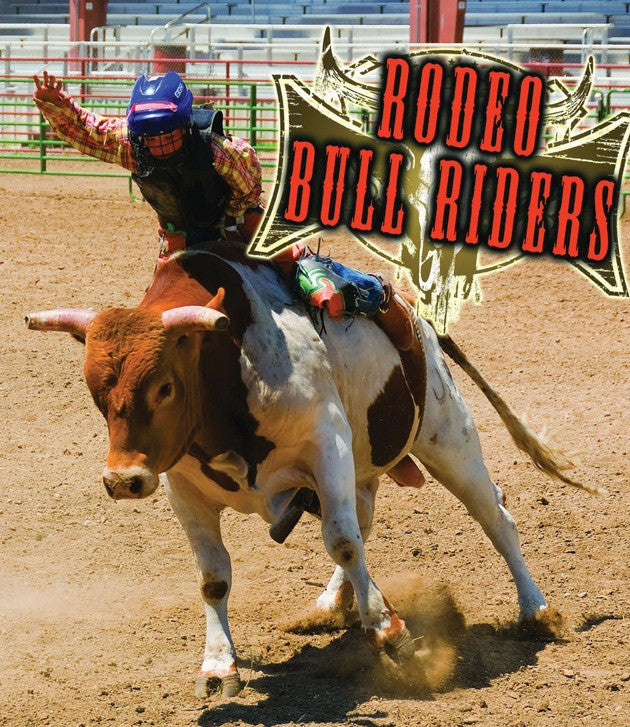 2009 - Rodeo Bull Riders (eBook)