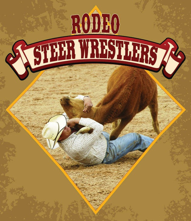 2009 - Rodeo Steer Wrestlers (eBook)
