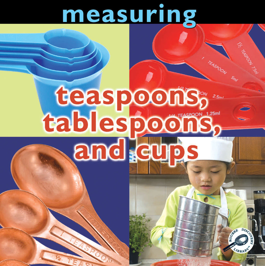 2013 - Measuring: Teaspoons, Tablespoons, and Cups (Audio File)