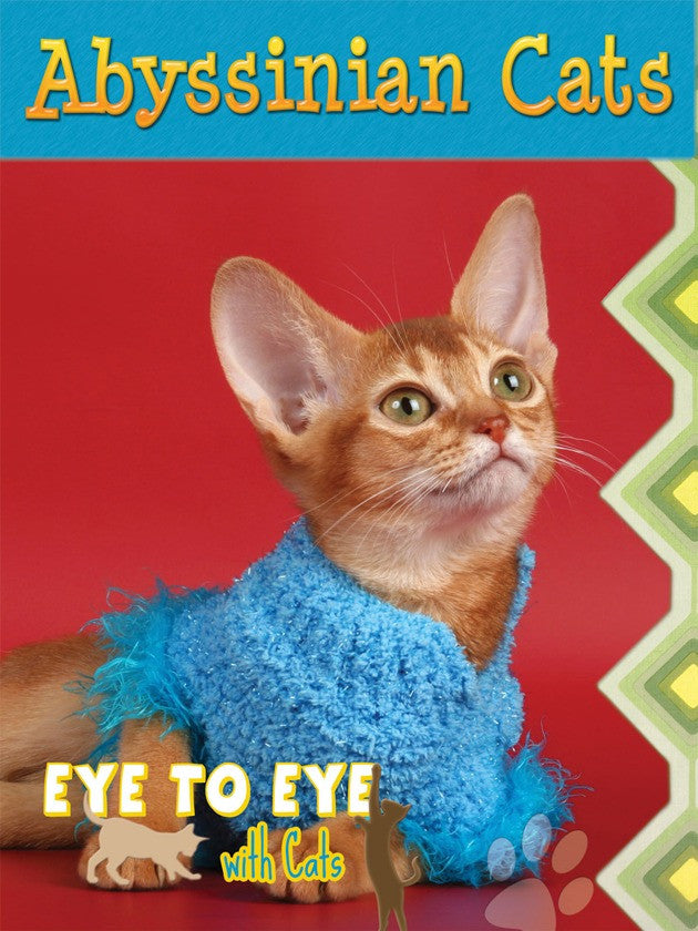 2010 - Abyssinian Cats (eBook)