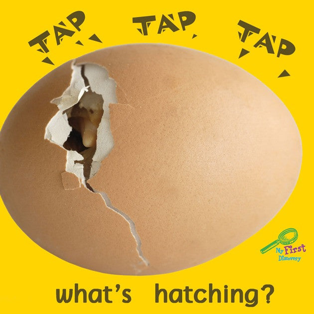 2009 - Tap, Tap, Tap... What's Hatching? (eBook)