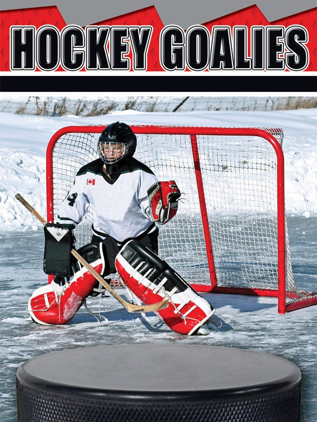 2010 - Hockey Goalies (eBook)