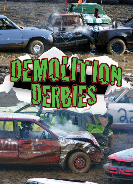 2009 - Demolition Derbies (eBook)