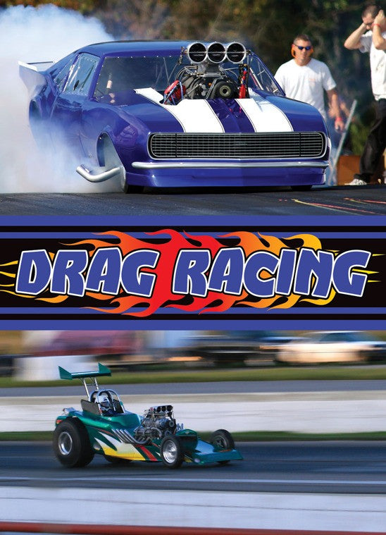 2009 - Drag Racing (Interactive eBook)