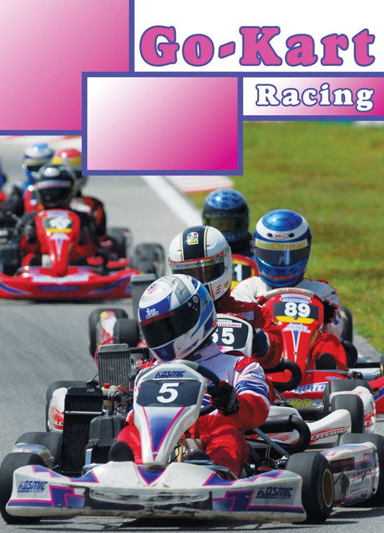 2009 - Go-Kart Racing (eBook)