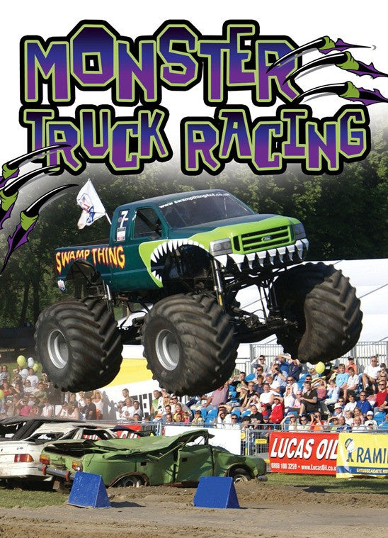 2009 - Monster Truck Racing (Interactive eBook)