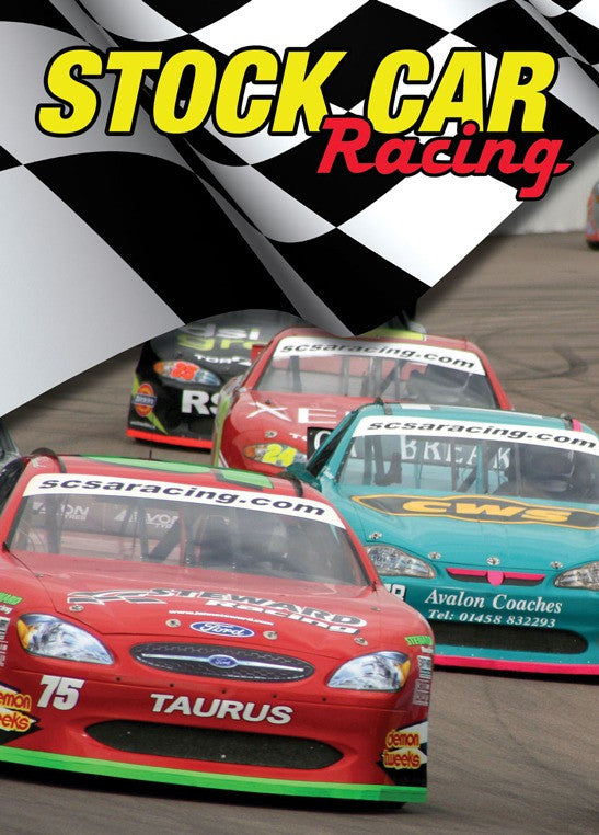 2009 - Stock Car Racing (Interactive eBook)