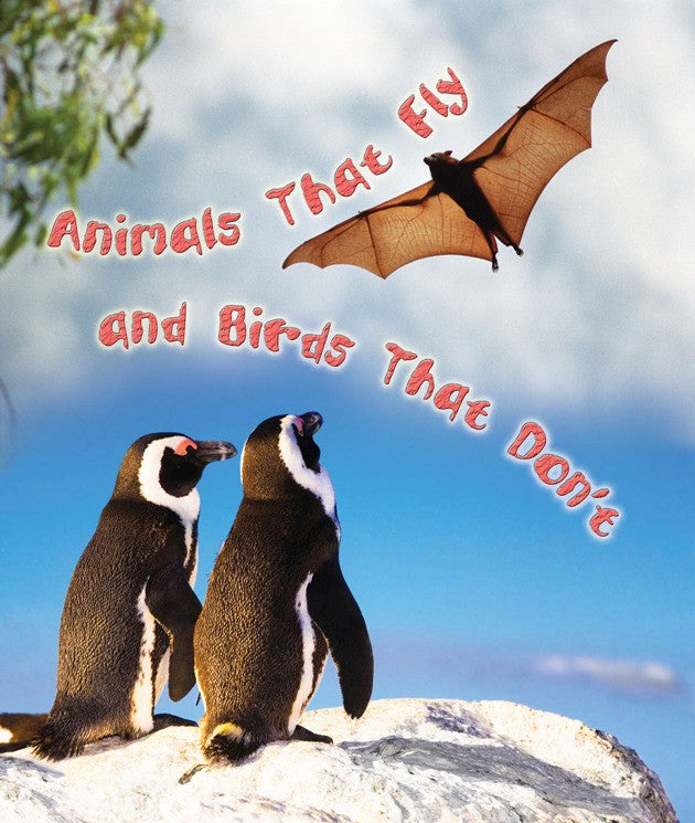 2009 - Animals That Fly and Birds That Don't (eBook)