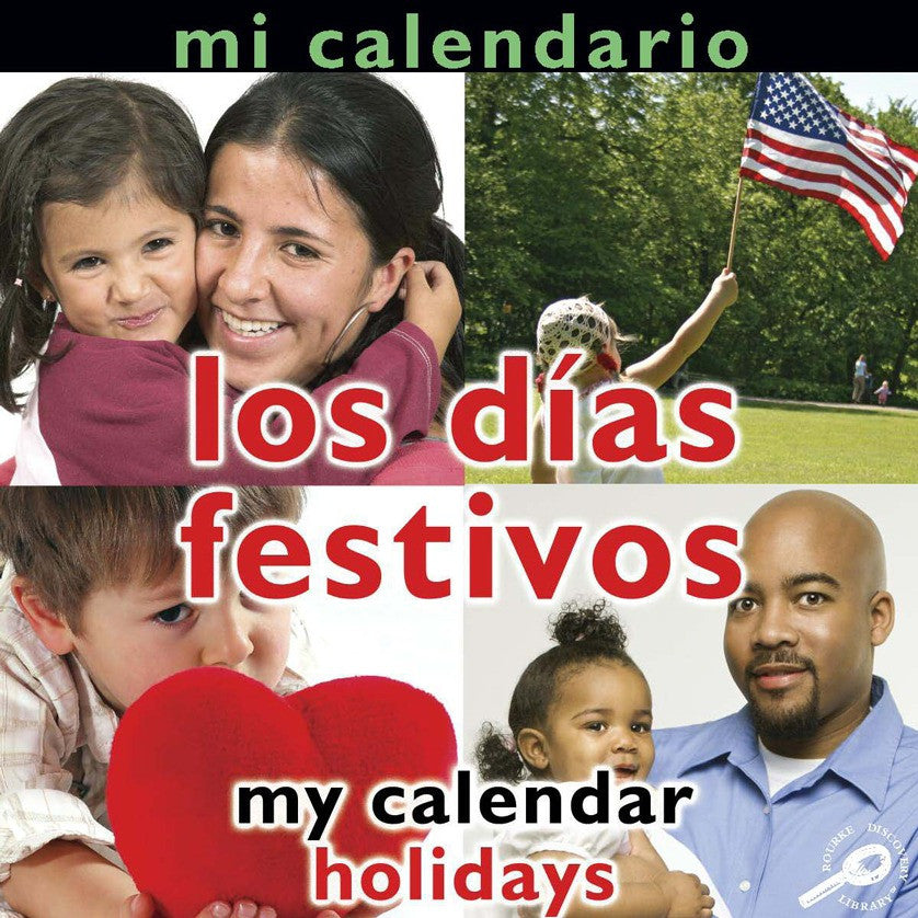 2009 - Mi calendario: Los días festivos (My Calendar: Holidays) (eBook)