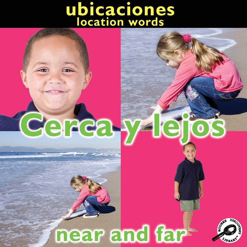 2010 - Cerca y lejos (Near and Far: Location Words) (eBook)