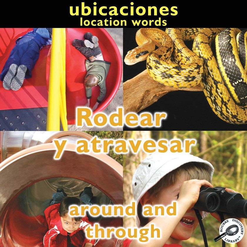 2010 - Rodear y atravesar (Around and Through: Location Words) (eBook)