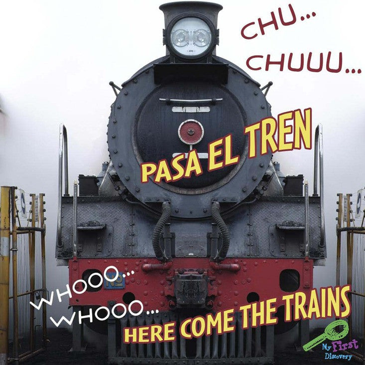 2010 - Chu... Chuu... Pasa el tren (Whooo, Whooo... Here Come The Train) (eBook)