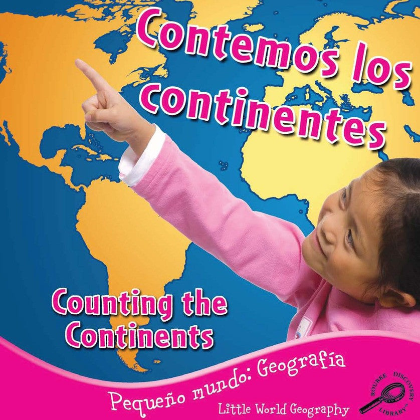 2010 - Contemos los continentes (Counting The Continents) (eBook)