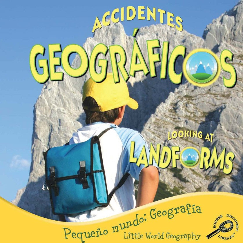 2010 - Accidentes geograficos (Looking At Landforms) (eBook)