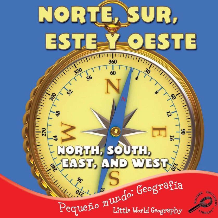 2010 - Norte, Sur, Este Y Oeste (North, South, East, and West) (eBook)
