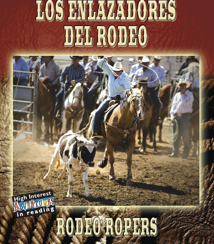 2009 - Los enlazadores del rodeo (Rodeo Ropers) (eBook)