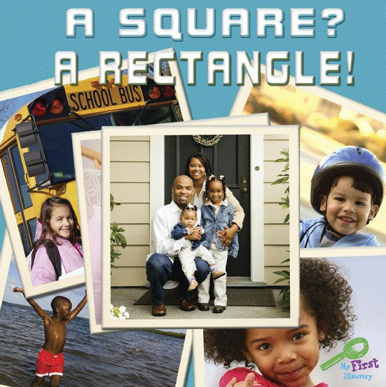 2009 - A Square? A Rectangle! (eBook)