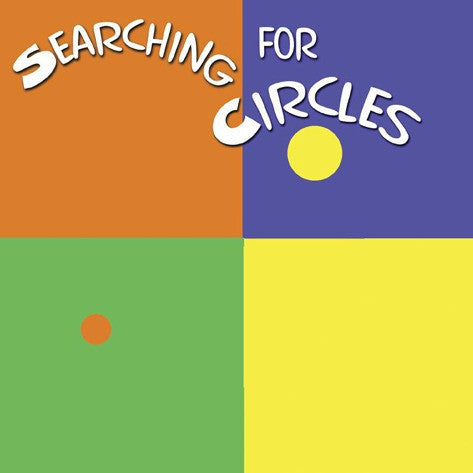 2019 - Searching For Circles (Board Book)
