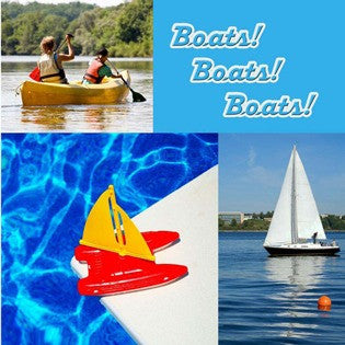 2009 - Boats! Boats! Boats! (eBook)