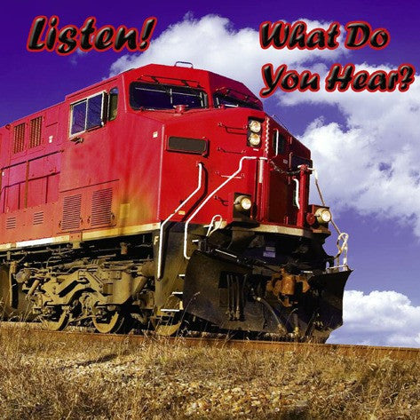 2019 - Listen! What Do You Hear? (Board Book)