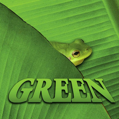 2019 - Green (Board Book)