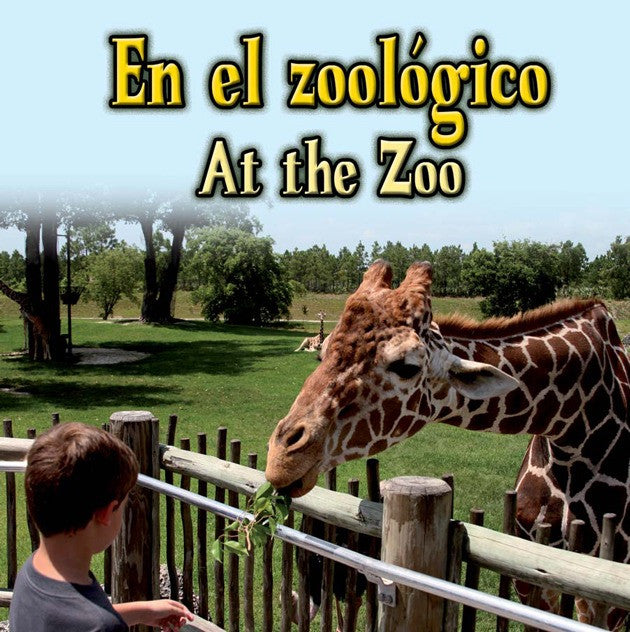 2010 - En el zoologico (At The Zoo) (eBook)