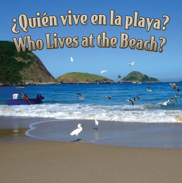 2010 - Quien vive en la playa?  (Who Lives At The Beach?) (eBook)
