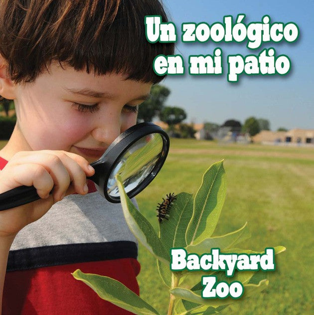 2010 - Un zoologico en mi patio  (Backyard Zoo) (eBook)