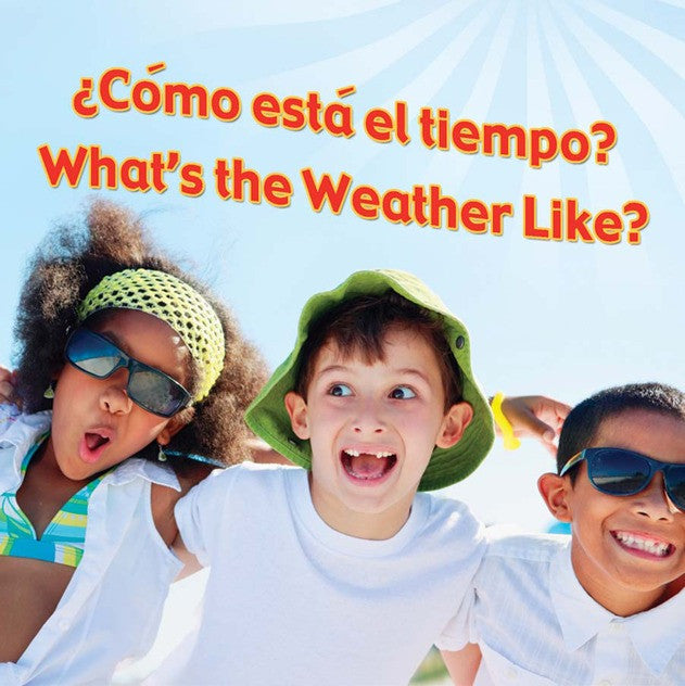 2010 - Como esta el tiempo?  (What's The Weather Like?) (eBook)