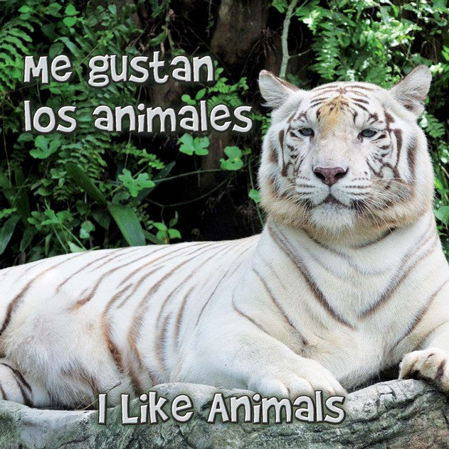 2010 - Me gustan los snimales  (I Like Animals) (eBook)