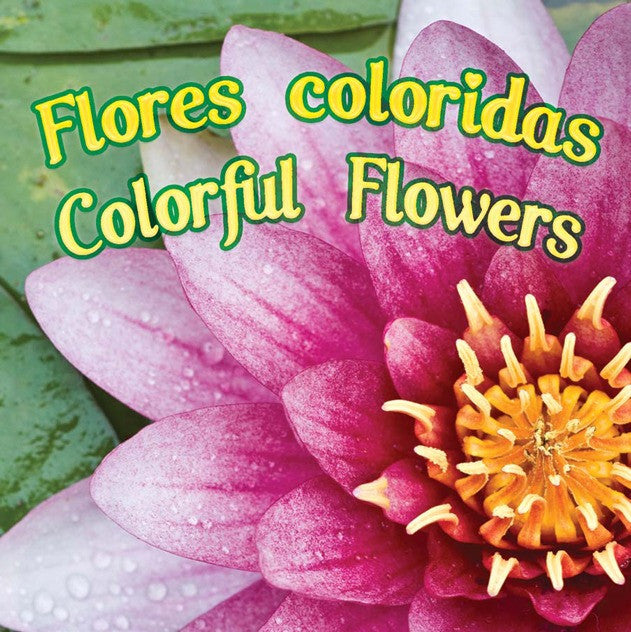 2010 - Flores coloridas  (Colorful Flowers) (eBook)