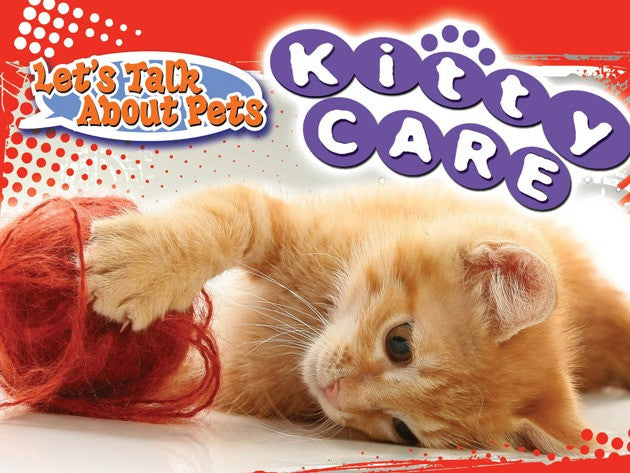 2011 - Kitty Care (eBook)