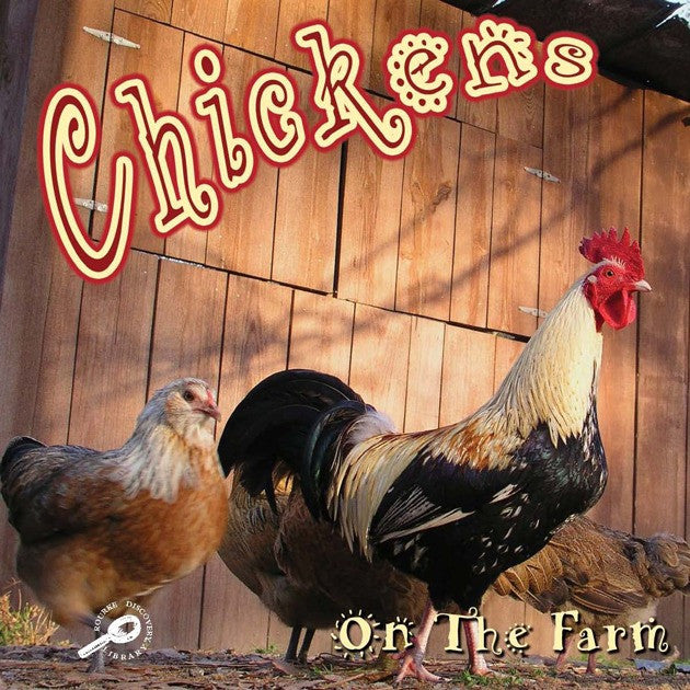 2011 - Chickens On The Farm (eBook)