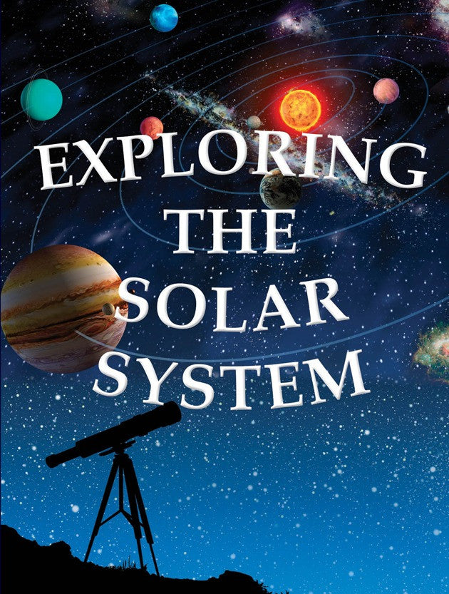2011 - Exploring The Solar System (eBook)