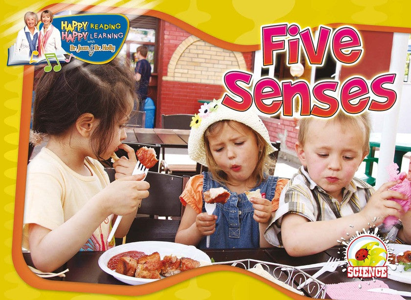 2010 - Five Senses (eBook)