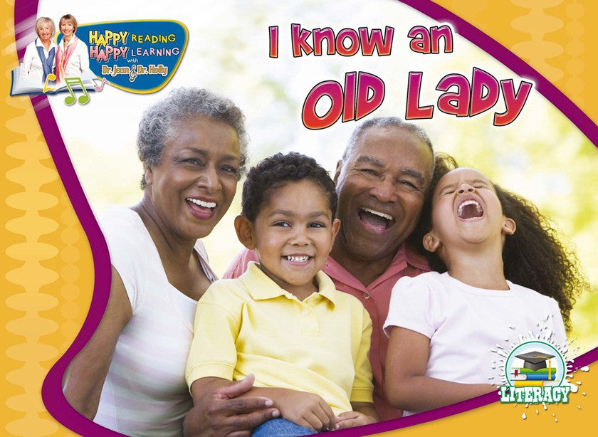 2010 - I Know An Old Lady (Paperback)