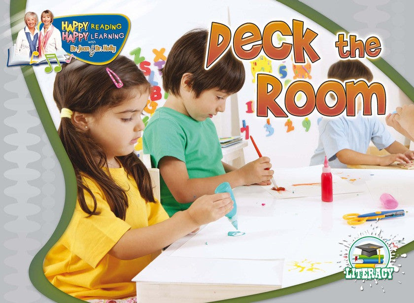 2010 - Deck The Room (eBook)