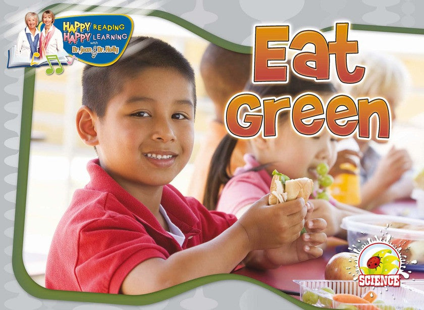 2010 - Eat Green (eBook)
